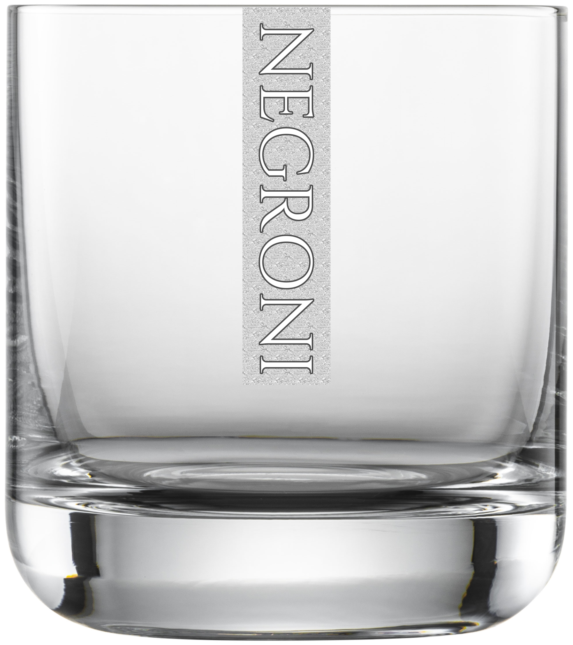 NEGRONI Gläser | 6 Stück 300ml Schott Tumblerglas | CoolGlas