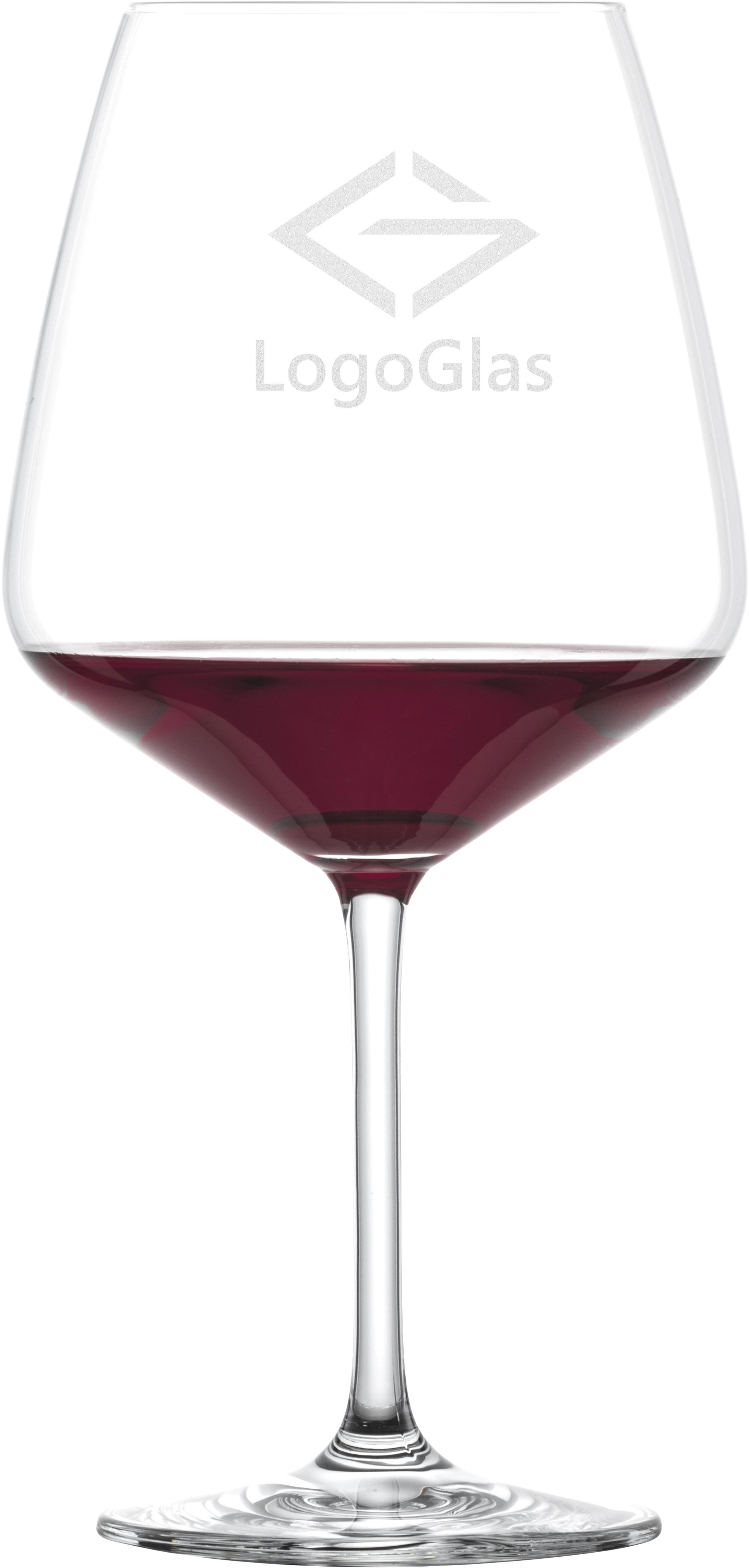 LOGO SCHOTT Burgunderglas TASTE 790ml | Rotweinkelch | mit Logo